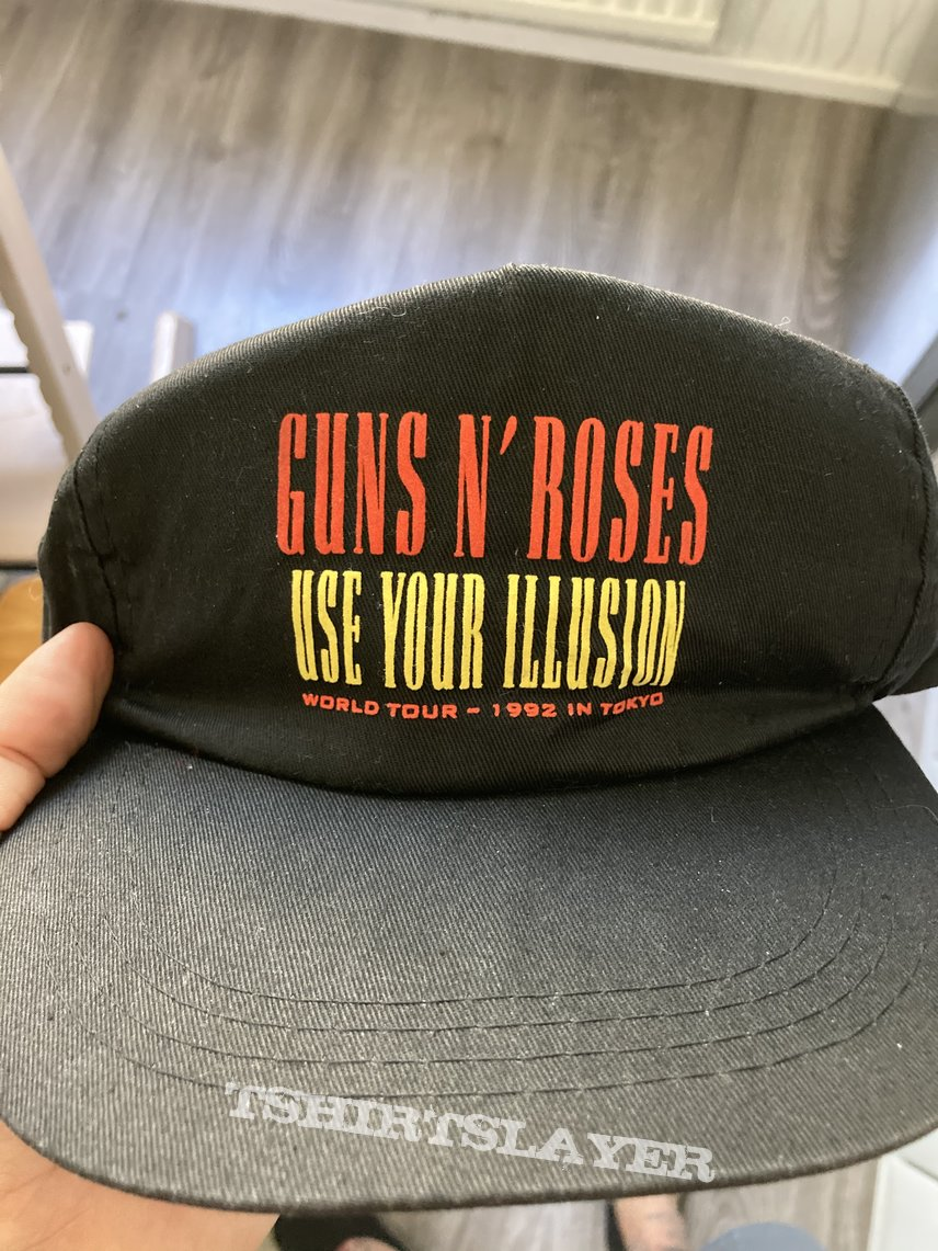 Guns N' Roses cap