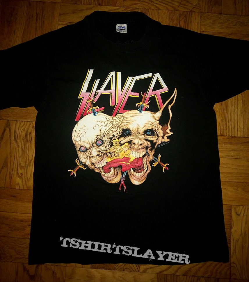 Slayer - Clash of the titans tour