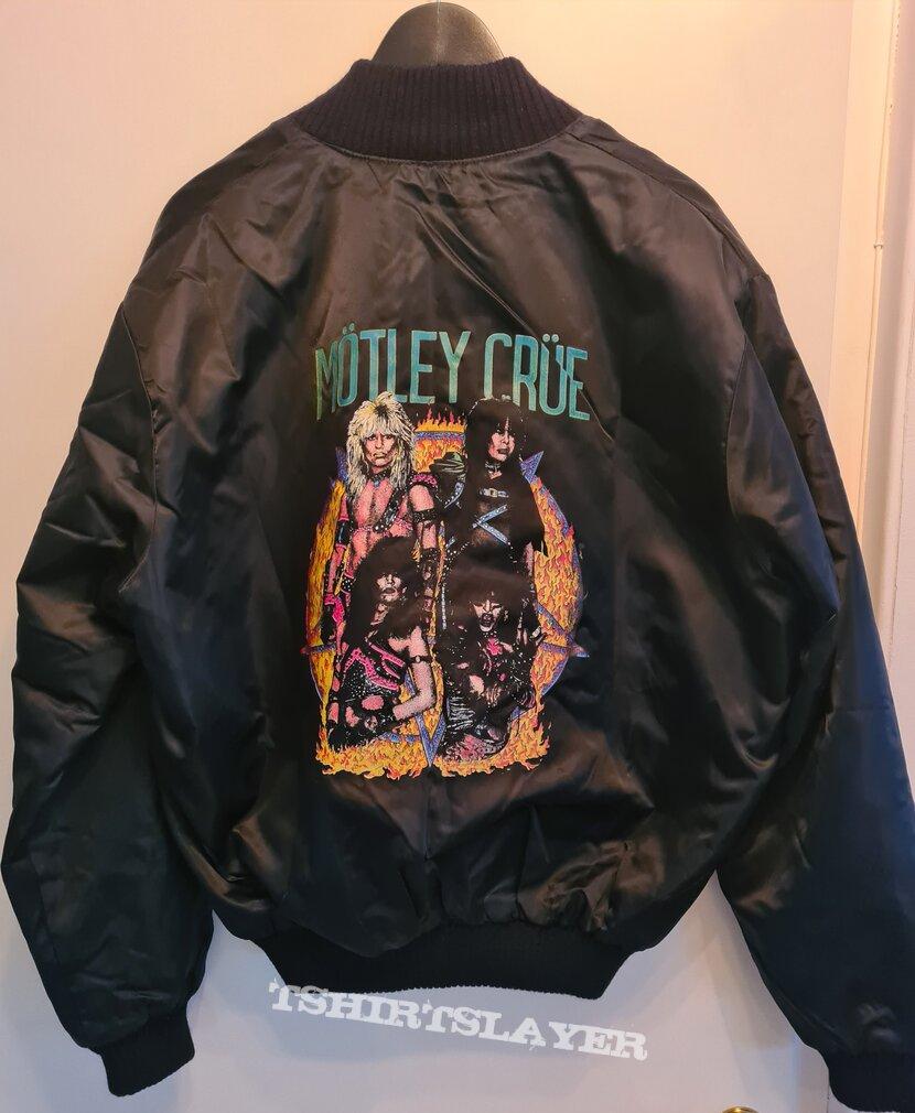 Mötley Crüe Satin jacket Shout at the devil