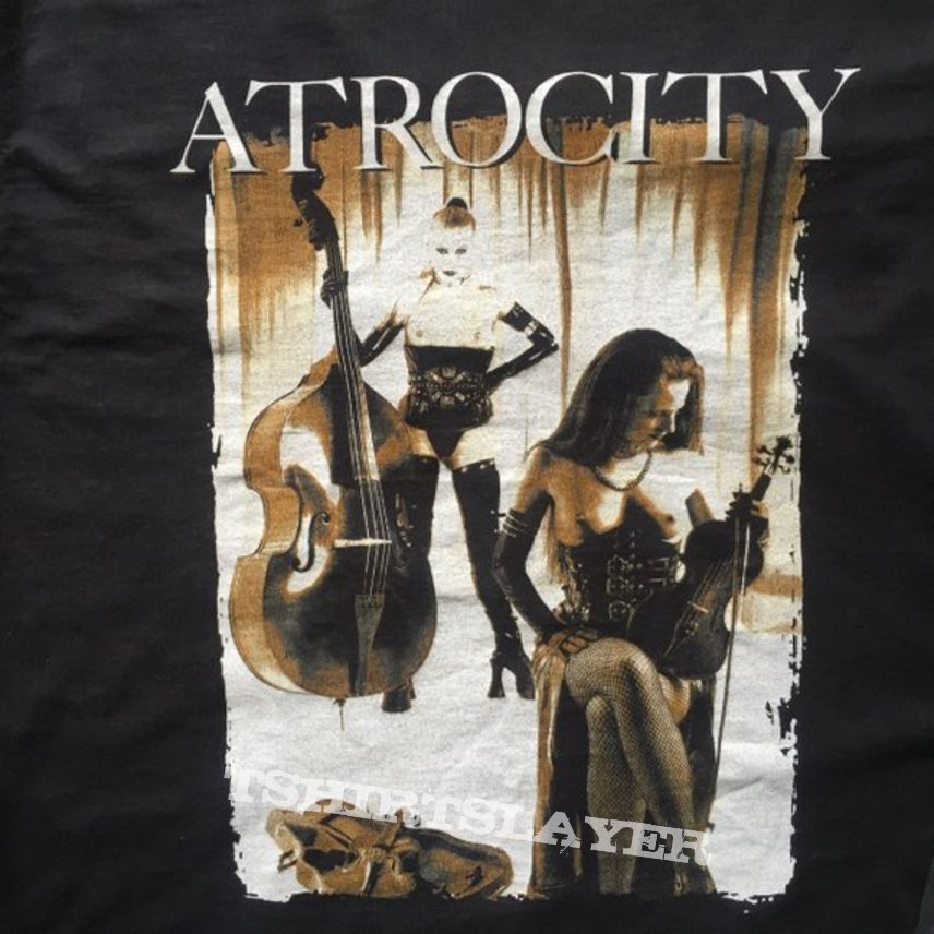 1997 Atrocity shirt