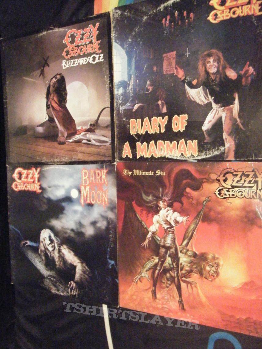 Ozzy Osbourne Records