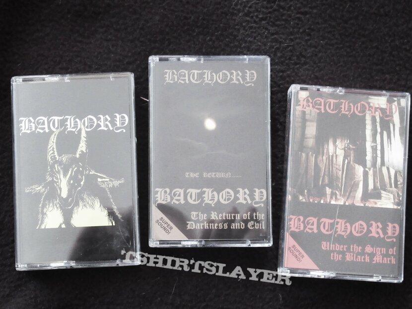 bathory tapes