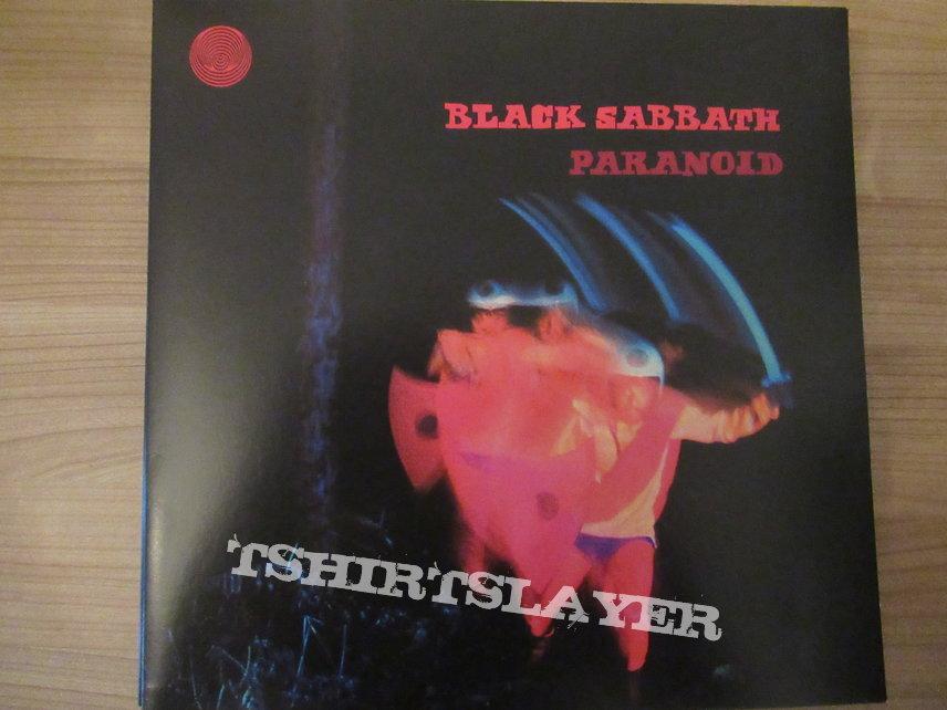 Black Sabbath LP 2