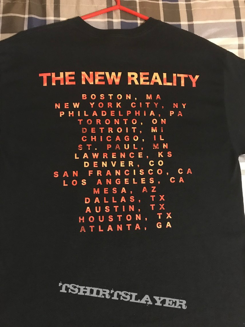 Code Orange - The New Reality Tour 2018 Shirt