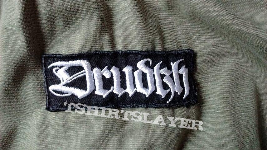 Drudkh patch