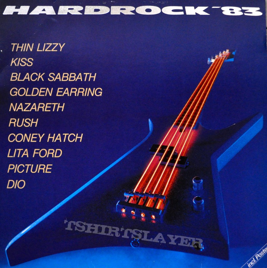 Other Collectable - Hardrock ´83 Original Vinyl