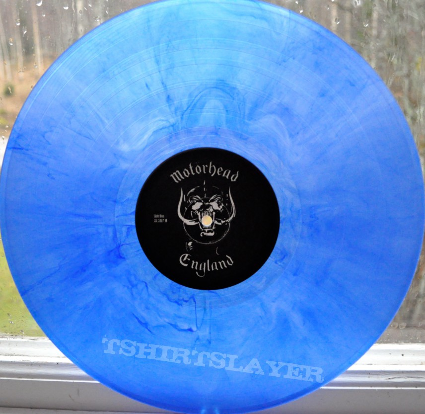 MOTÖRHEAD The B Side Collection 1977-1982 Blue Vinyl