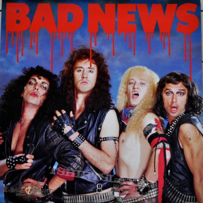 Other Collectable - Bad News Original Vinyl