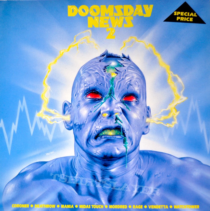 Other Collectable - DOOMSDAY NEWS 2 Original Vinyl