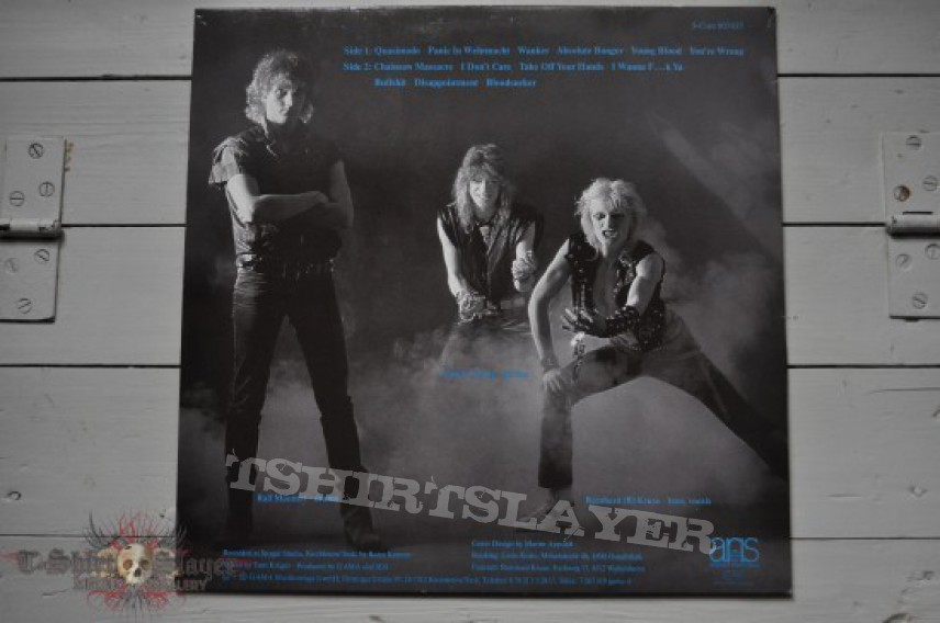 Other Collectable - S.D.I. Satan's Defloration Incorporated Original Vinyl