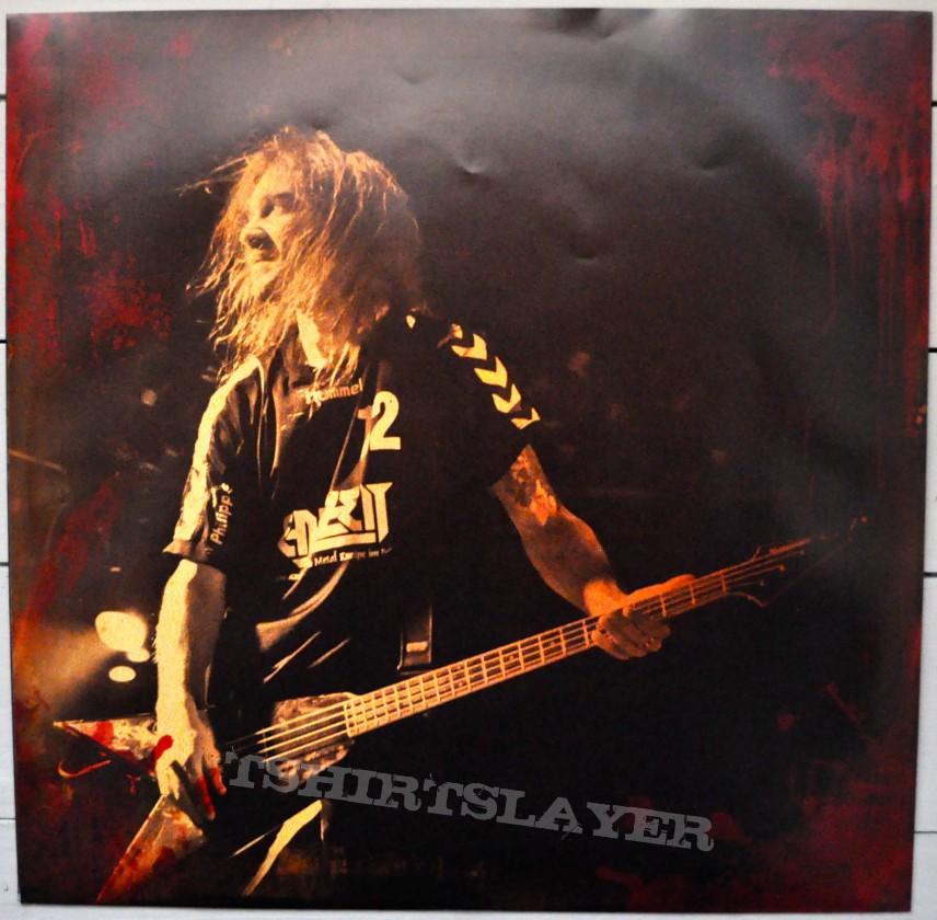 KREATOR Dying Alive Original Red Vinyl