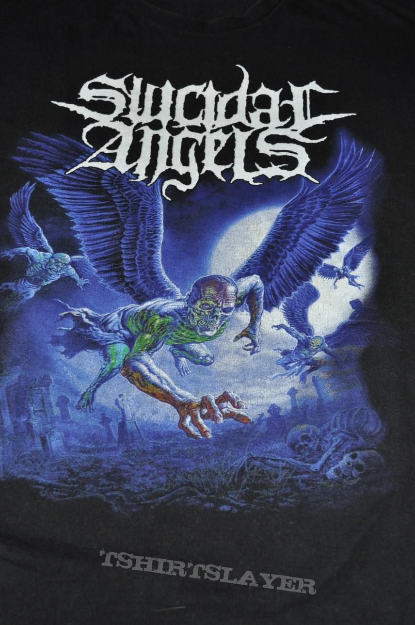 TShirt or Longsleeve - Suicidal Angels Thrash Fest Tour Shirt 2010