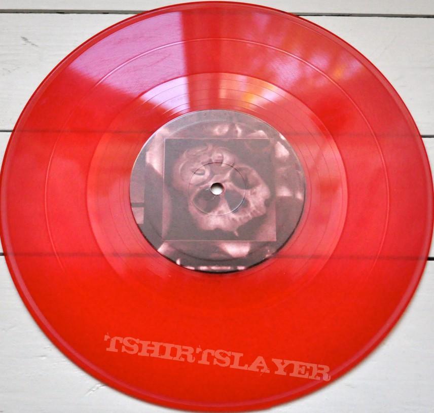 BIOHAZARD How It Is Original Red Vinyl
