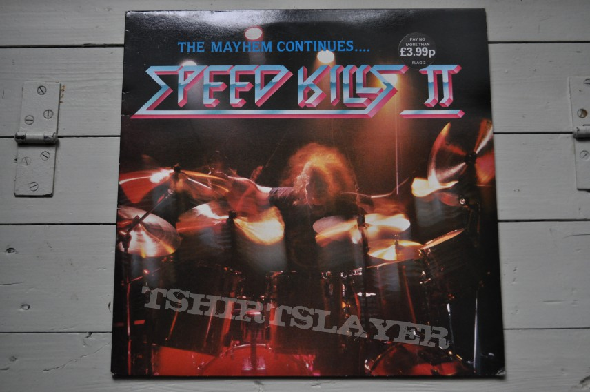 Other Collectable - Speed Kills II V/A Original Vinyl