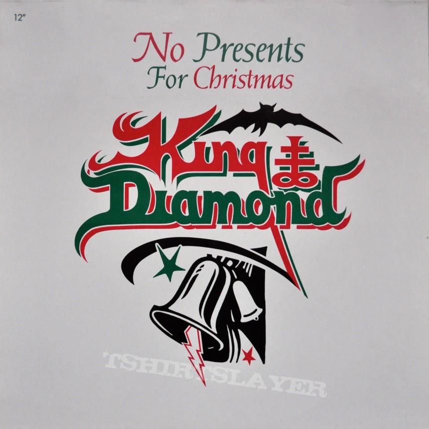 king Diamond No Presents For Christmas Original Vinyl | TShirtSlayer ...
