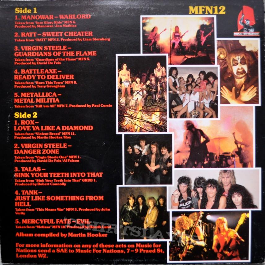 HELL ON EARTH Original Vinyl