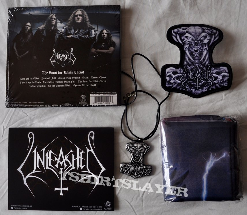 Unleashed – The Hunt For White Christ CD Box