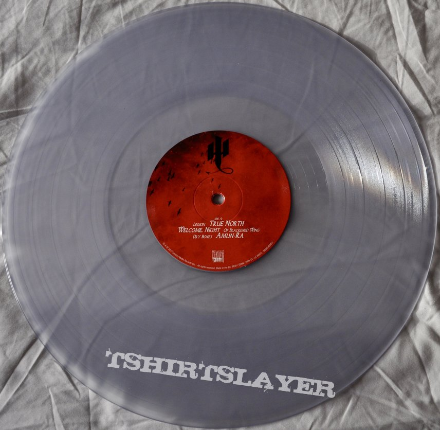 Witchery – I Am Legion Clear Vinyl
