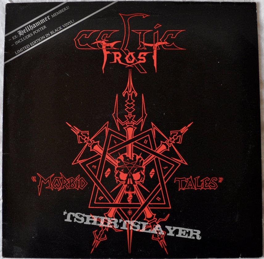 Celtic Frost – Morbid Tales Vinyl