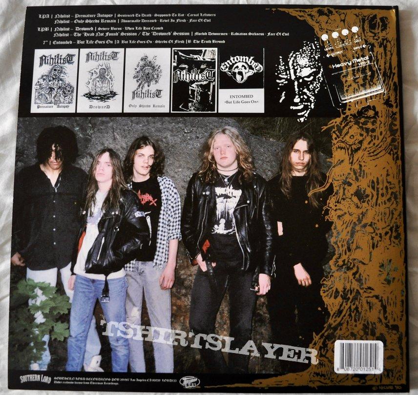 Nihilist  – Carnal Leftovers Vinyl