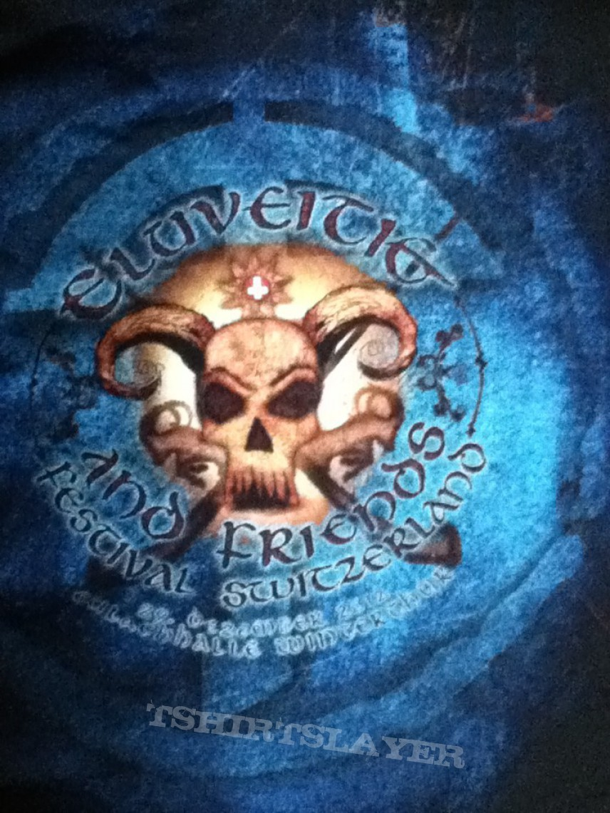 TShirt or Longsleeve - Eluveitie and Friends Concert Shirt