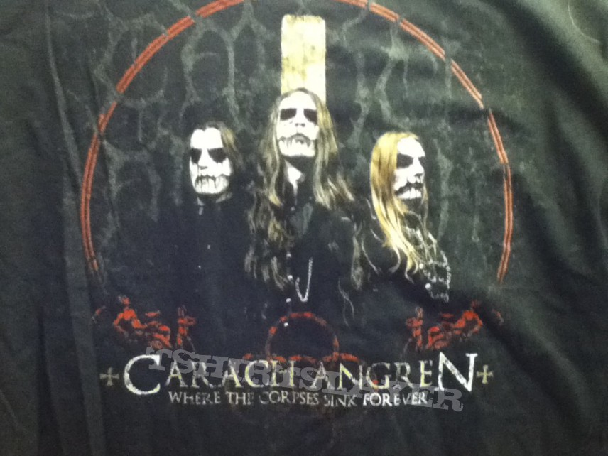 TShirt or Longsleeve - Carach Angren - Where the Corpses Sink Forever Shirt
