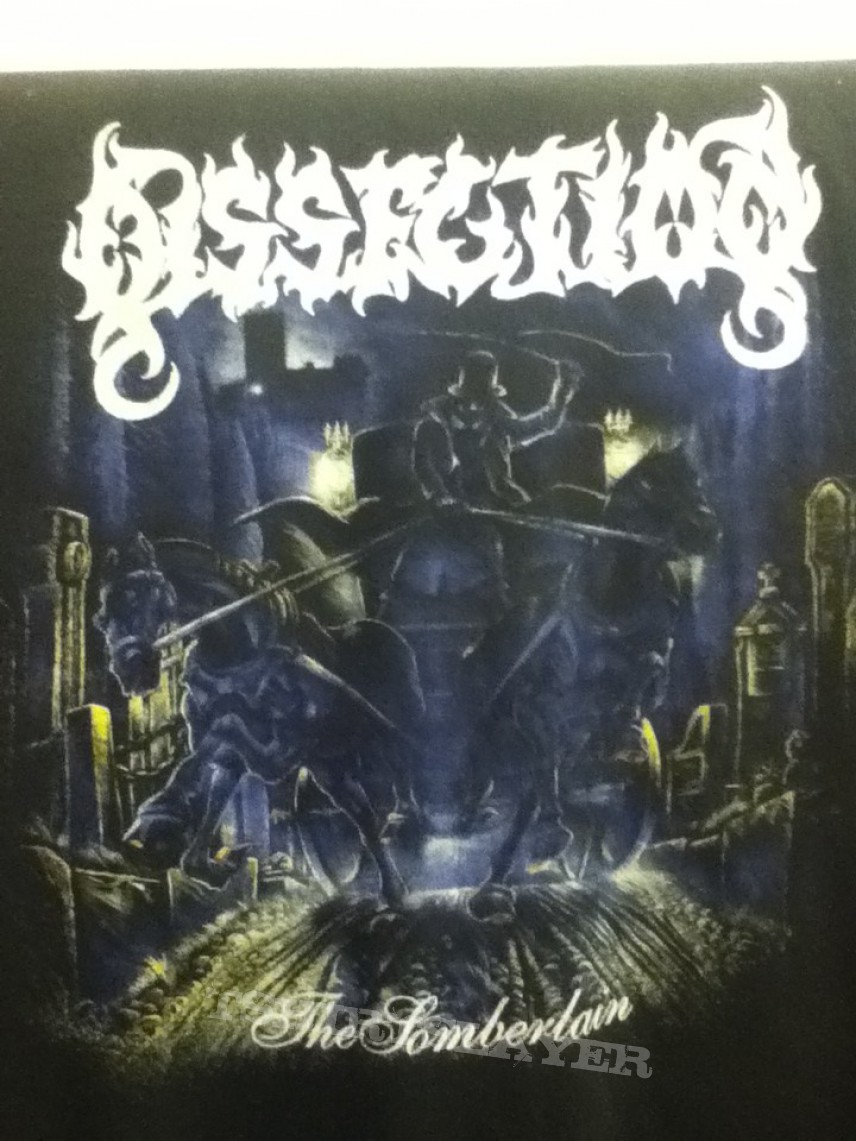 TShirt or Longsleeve - DISSECTION Original 1995 The Somberlain T-Shirt