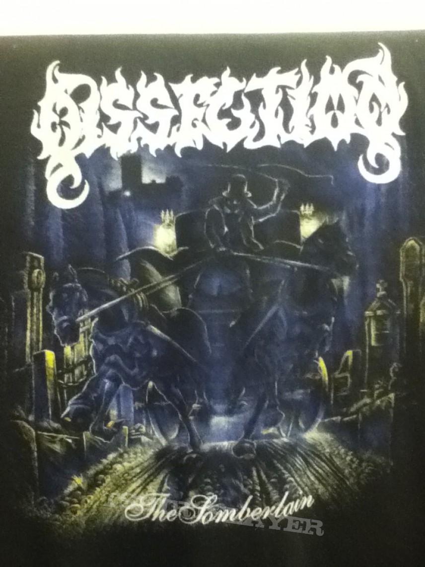 TShirt or Longsleeve - DISSECTION Original 1995 The Somberlain T-Shirt