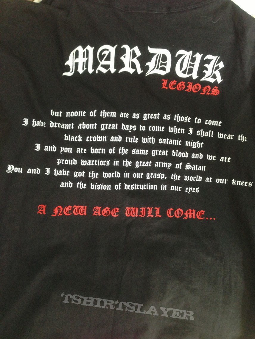 Marduk - Marduk Legions LS