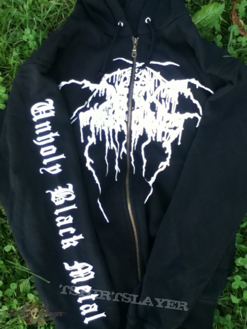 Darkthrone - Transilvanian Hunger Hoodie | TShirtSlayer ...