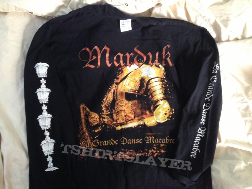 Marduk - La Grande Danse Macabre Rare LS