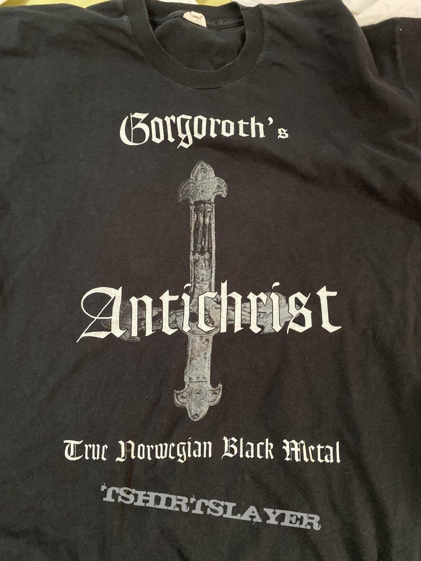 Gorgoroth - Antichrist 1996 shirt