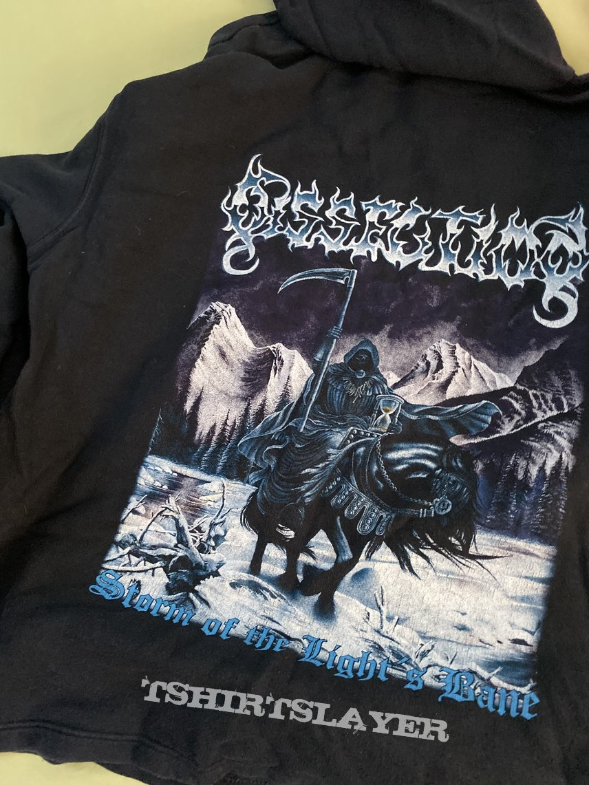 Dissection - Storm of the Lights Bane Hoodie 1995