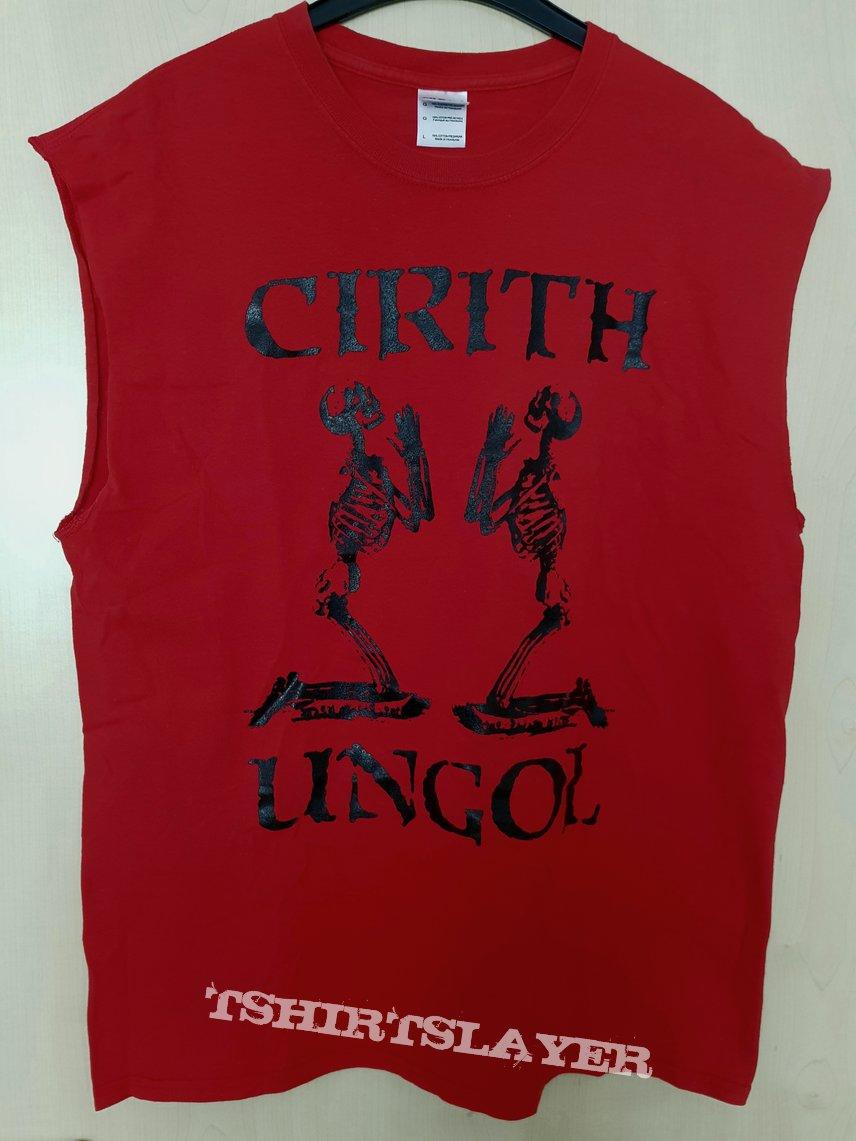 CIRITH UNGOL - Shirt L - Red