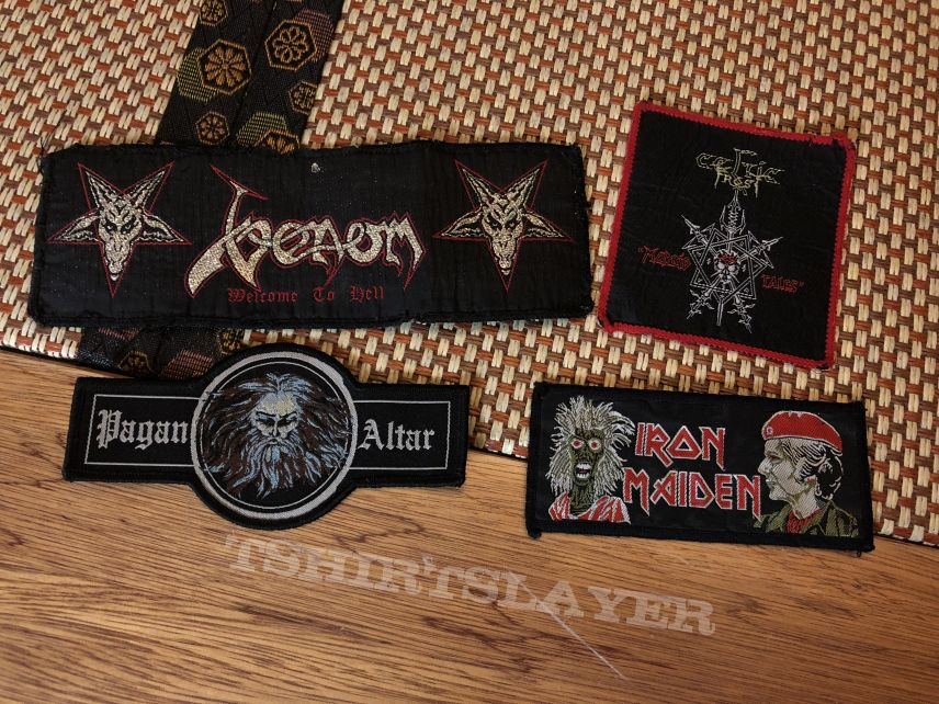 Patches for Megazero