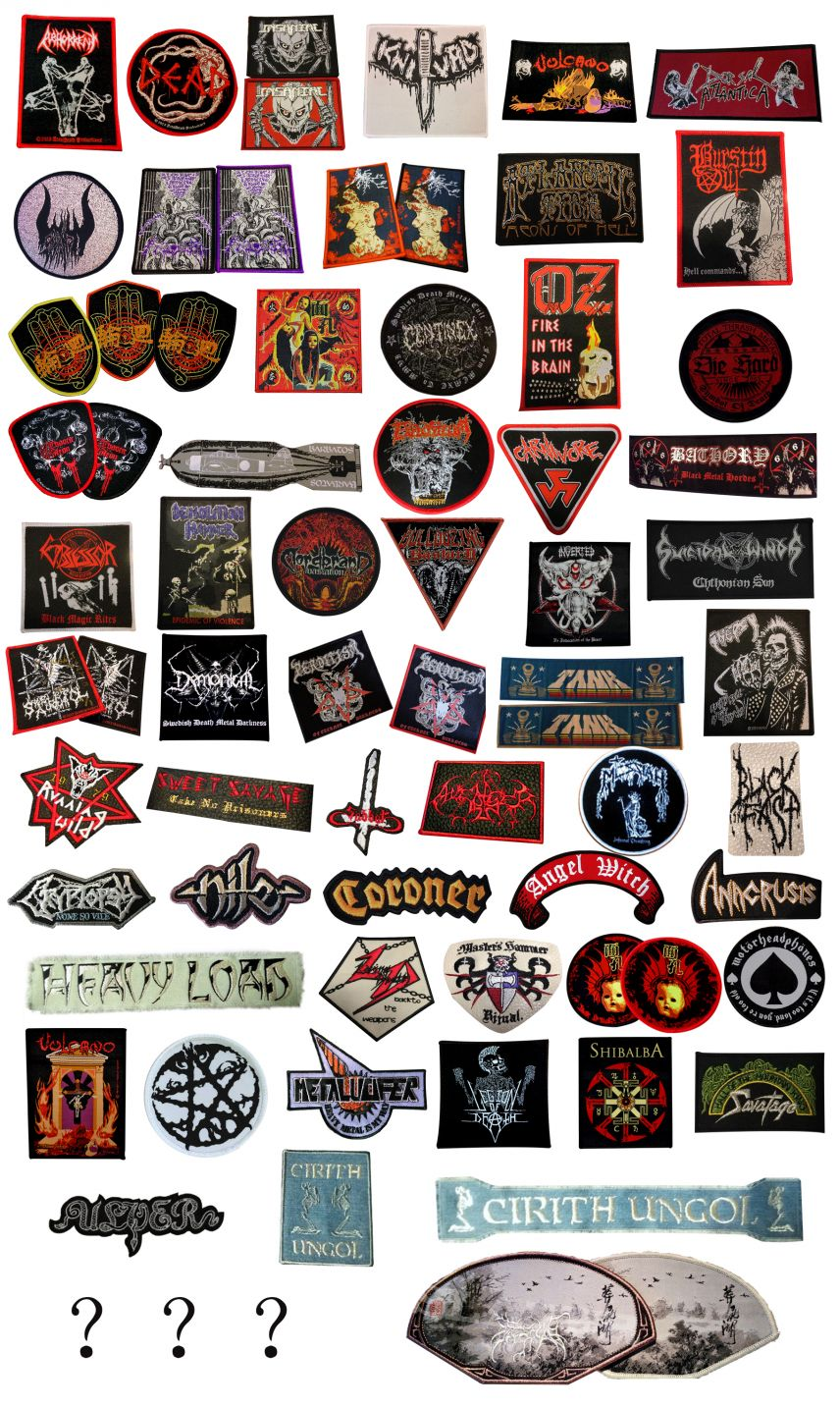 Patches I created over the years (non-MDP stuffs)