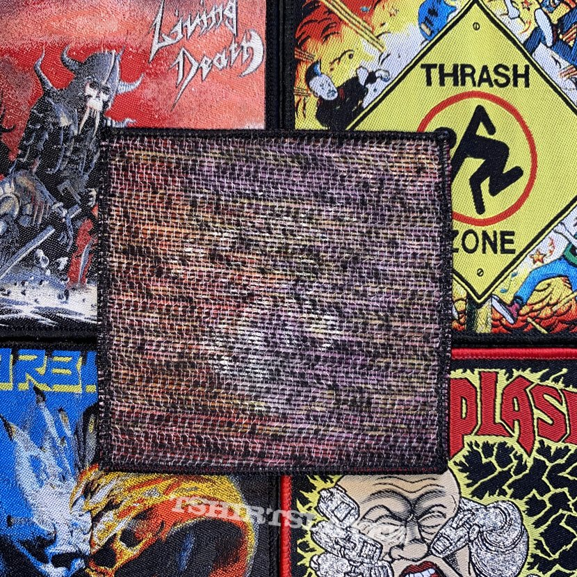 Possessed - Beyond The Gates Woven Patch
