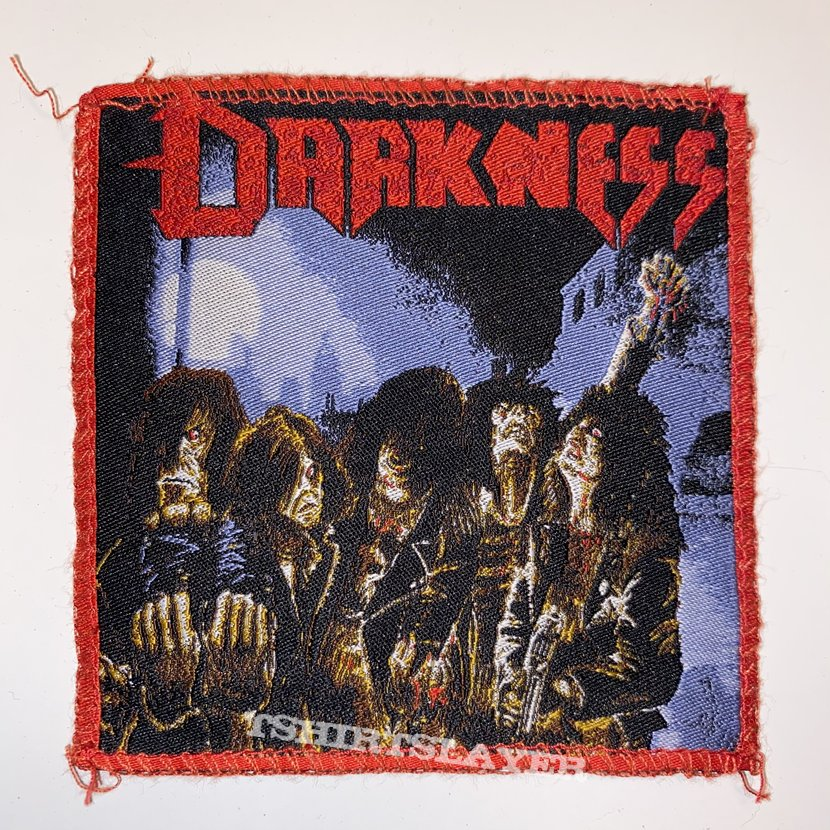 Darkness - Death Squad Woven Patch