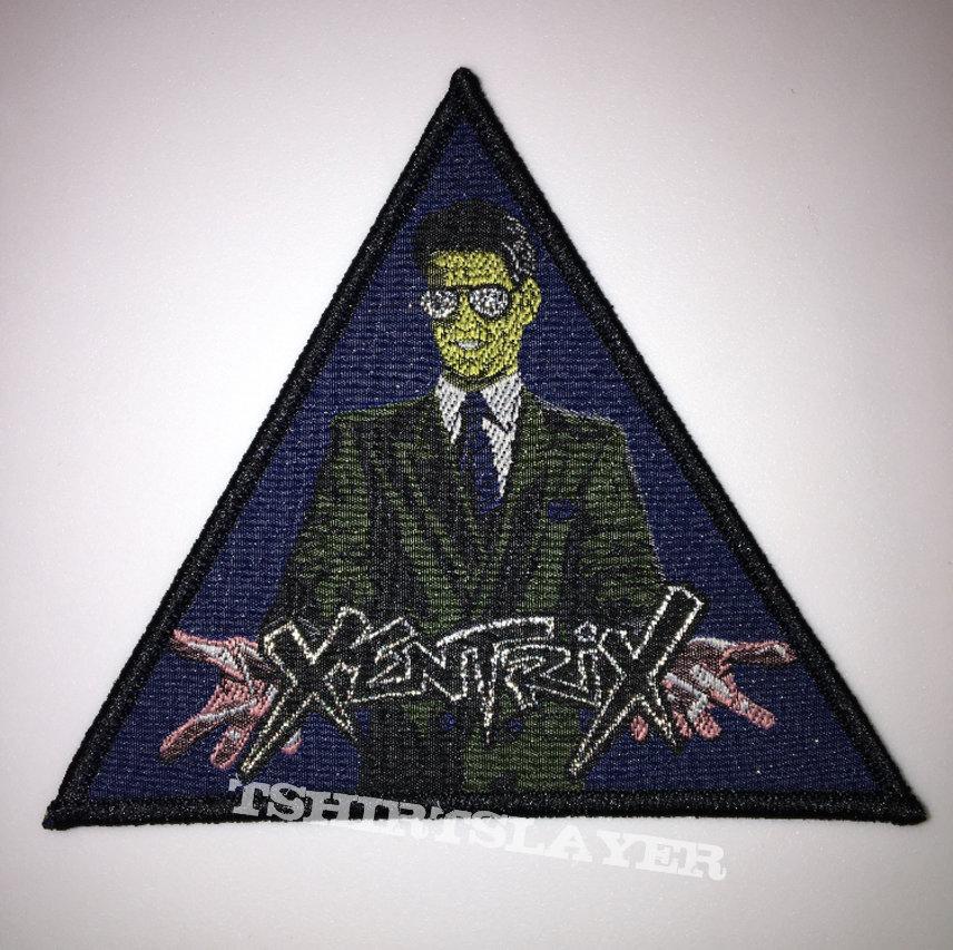 Xentrix - For Whose Advantage? Woven Patch
