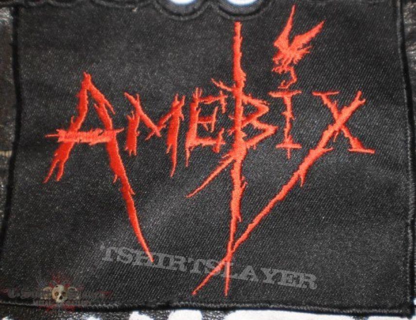 Patch - Amebix patch