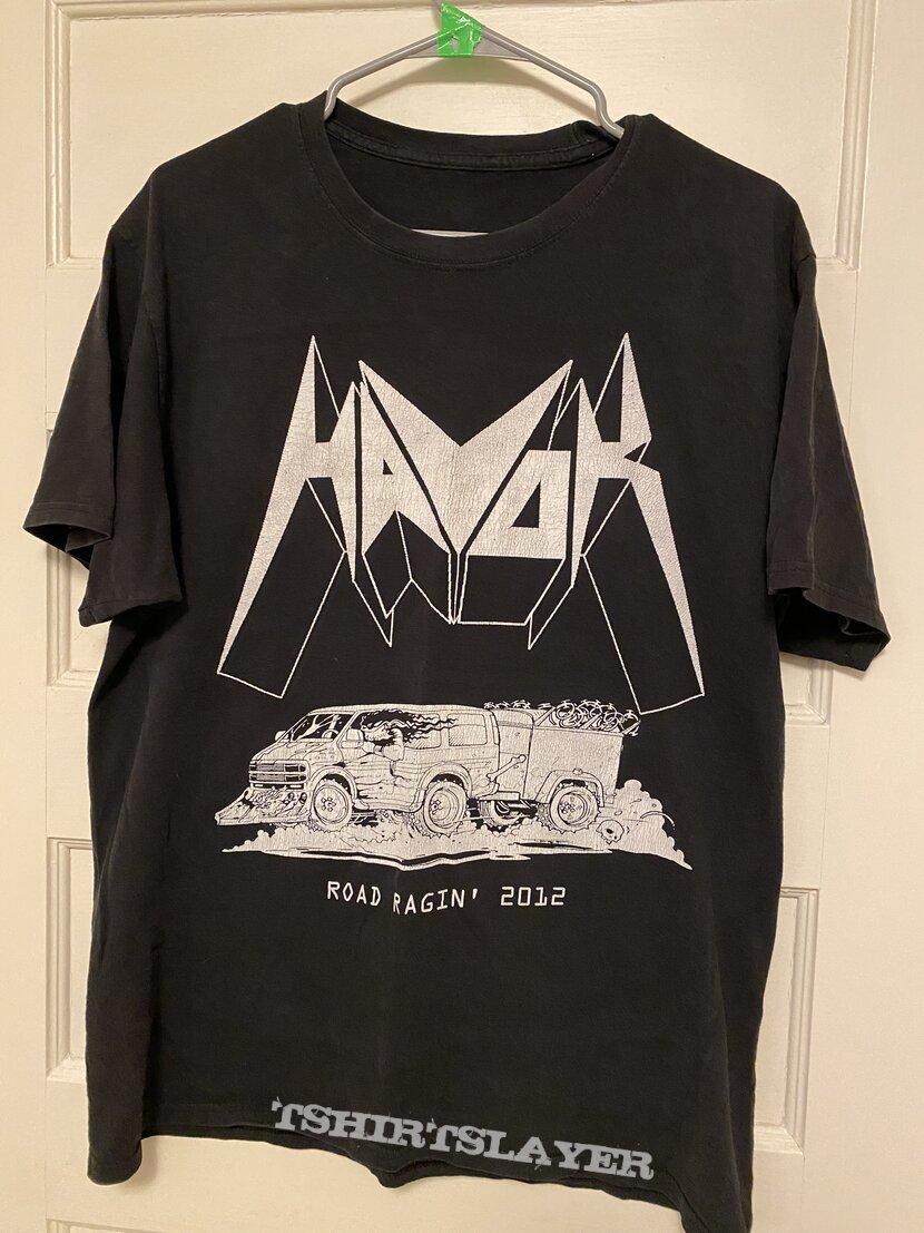 U.S. Abomination tour t-shirt