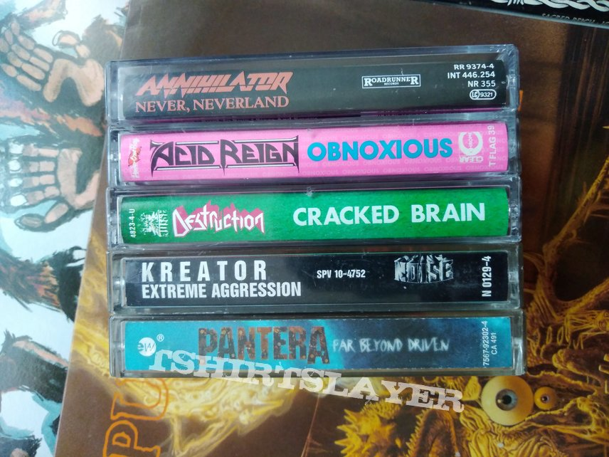 cassette lot
