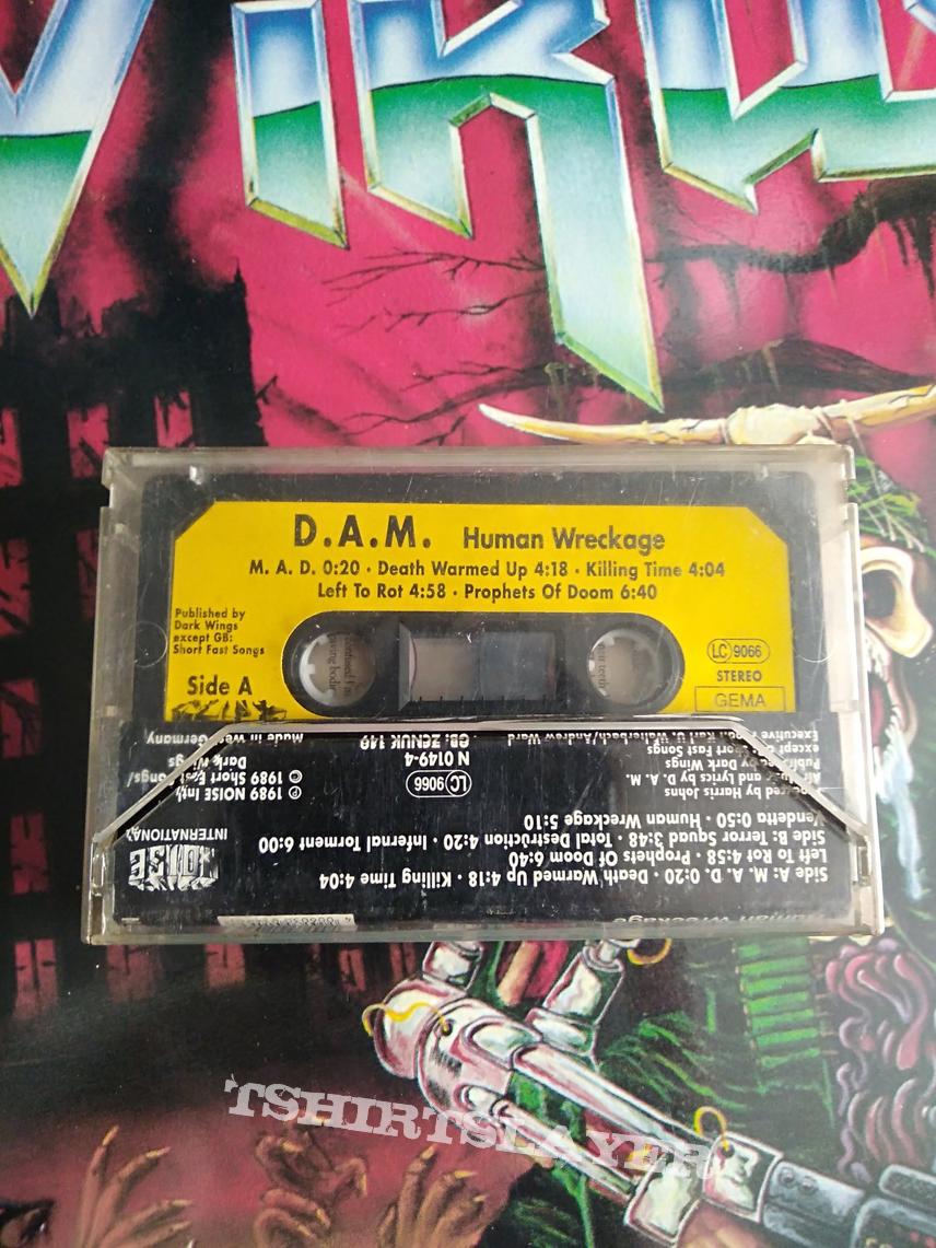 D.A.M. Human Wreckage Cassette
