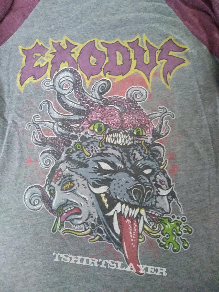 Exodus Raglan shirt