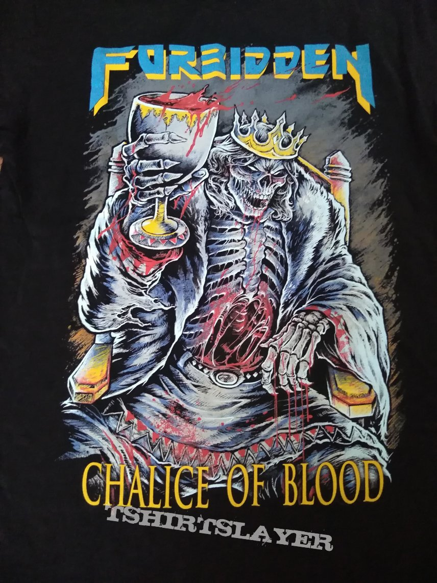 forbidden Chalice Of Blood Shirt