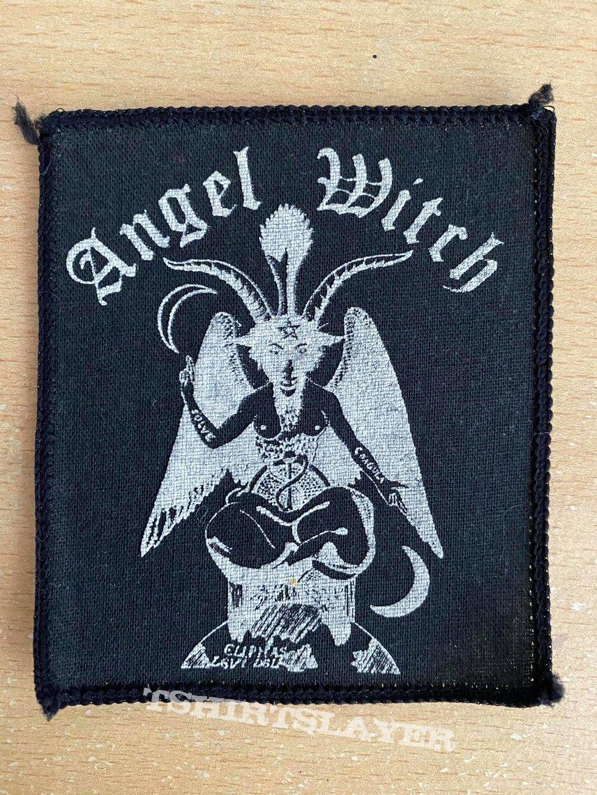 Angel Witch patch