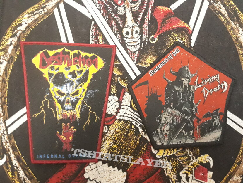 Patches for black demon