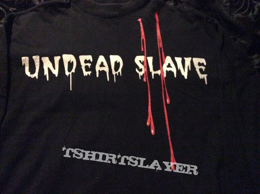 Extremely rare Undead Slave long sleeve shirt
