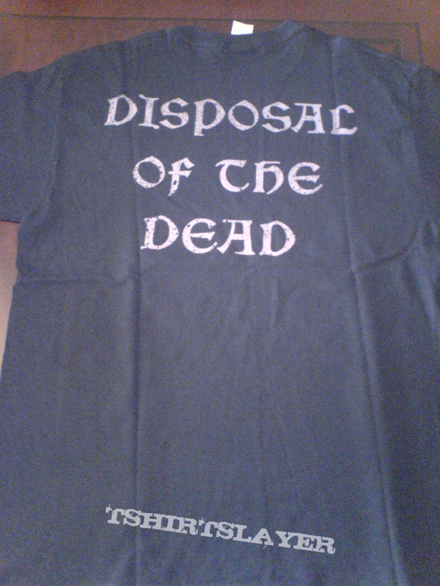 Disposal of the Dead