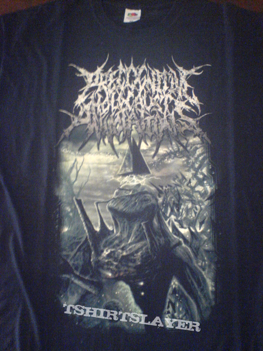 precognitive holocaust annotations - procreation of the artificial divinity
